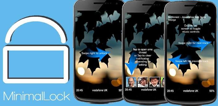 MinimalLock Pro apk