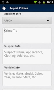 Worcester PD Mobile- screenshot thumbnail