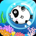 퐁퐁물고기-유아교육BabyBus icon