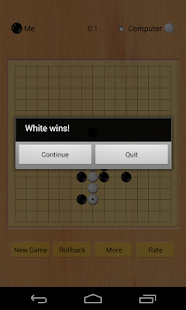 Caro Puzzle - Five Chess Game- screenshot thumbnail