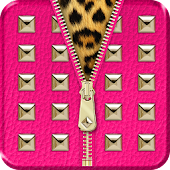 ★ Zinnia Studded Lock Screen ★