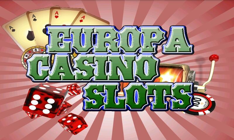 europa casino slots