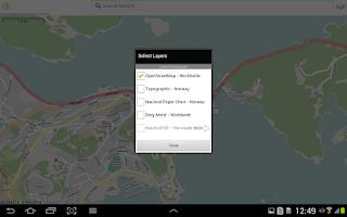 Screenshot of NaVida
