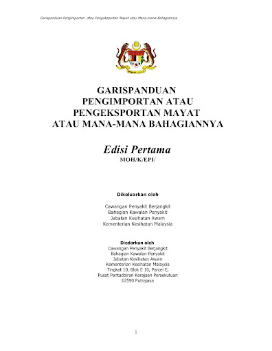 KKM BKP Import Eksport Mayat