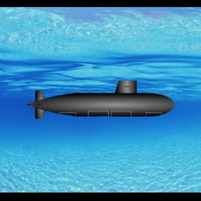 Enjoy Submarine Part 1
