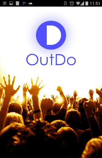 OutDo - Events with Friends