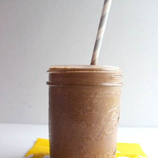 Skinny Chocolate Shake.