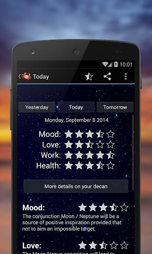 【免費生活App】Cancer Horoscope 2015-APP點子