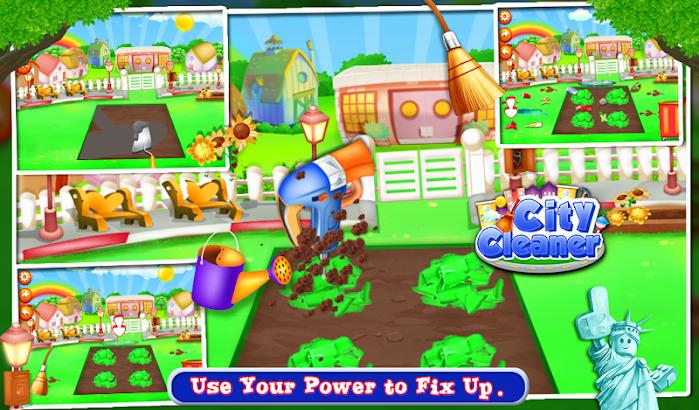 City Cleaner screenshot
