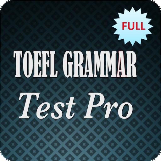 TOEFL GRAMMAR TEST PRO