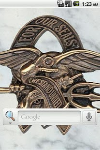 Navy Seals Live Wallpaper - screenshot thumbnail