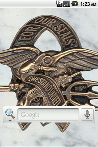 Navy Seals Live Wallpaper- screenshot