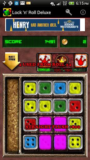 LNR DELUXE:骰子益智遊戲