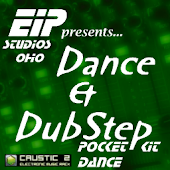 Dance&DubStep Caustic Pack