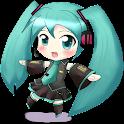Shimeji – Mikudoll live icon