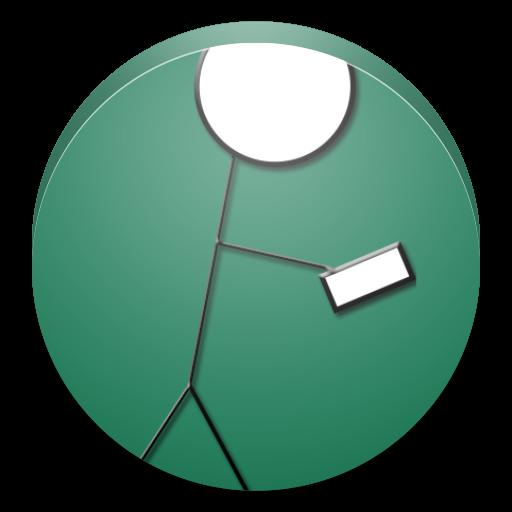 歩きスマホ計 工具 App LOGO-硬是要APP