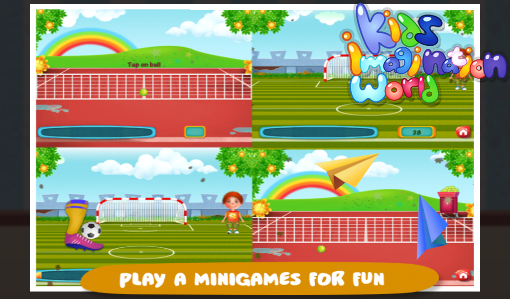 Kids Imagination World - Android Apps on Google Play