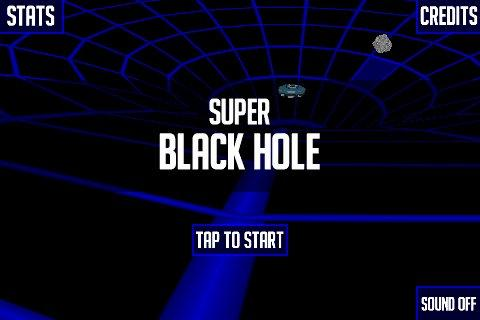 Super Black Hole- screenshot