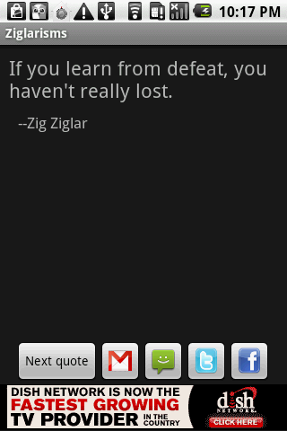 Ziglarisms - screenshot
