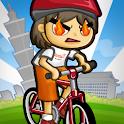 Go Go Biker! for Eee Pad logo