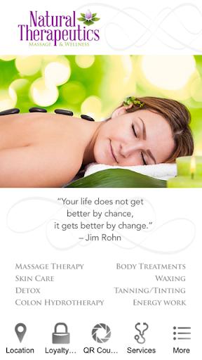 Natural Therapeutics Massage