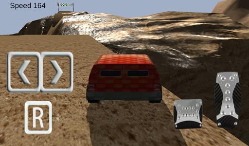 Mountain Climb 4x4 Race 3D