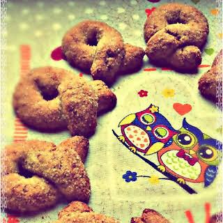 Simple Oatmeal Cookies.