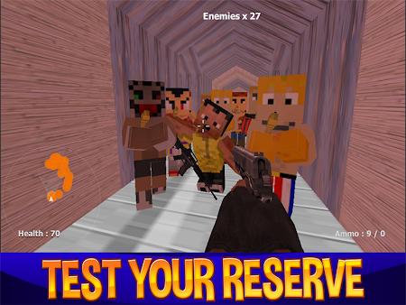 King Of Blocks Fist Tournament C-1 screenshot 55129