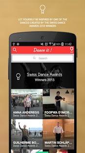 Dance it! Screenshot 1