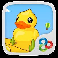 Bubble Ducky GO Super Theme 1.0