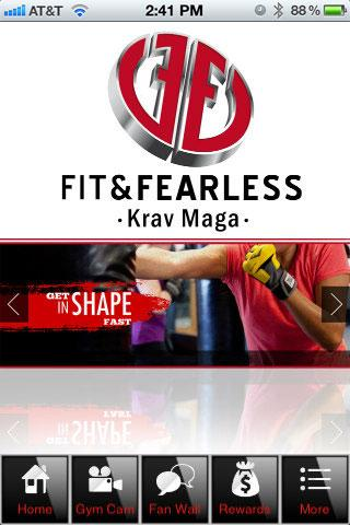 Fit and Fearless: Krav Maga