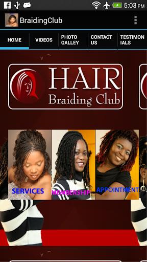 Braiding Club