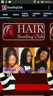 Braiding Club- screenshot thumbnail