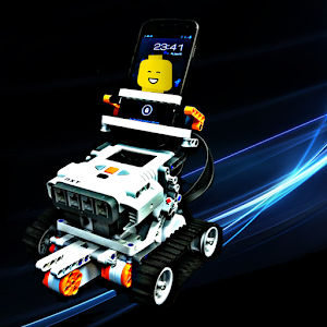 Face Follower for LEGO NXT