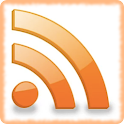 Any RSS reader + widget icon