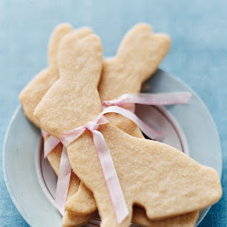 Sugar Cookie Bunnies.