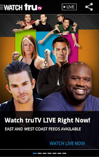 Watch truTV - screenshot thumbnail