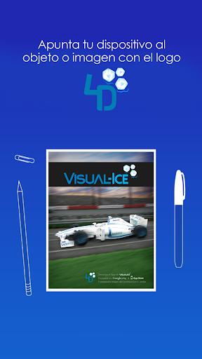 Visual Ice 4D