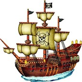 Battleship Pirate
