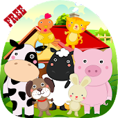 Cute Farm Hidden Objects Game