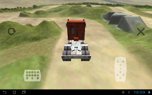 Truck Driving Simulator HD