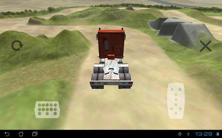 Truck Driving Simulator HD 1.1 screenshot 85981