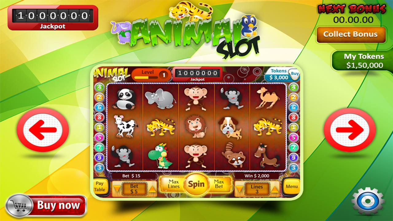 Animal Slot Free Slot Machines - screenshot