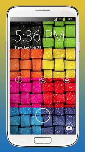【免費個人化App】银河锁屏界面-APP點子