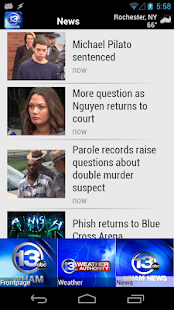13 WHAM News - screenshot thumbnail