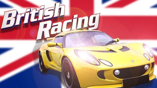 British Car Racing Games FREE