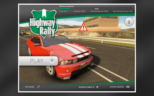 Highway Rally - screenshot thumbnail