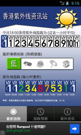 香港紫外线资讯站