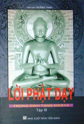 Lời Phật dạy trong Nikaya III
