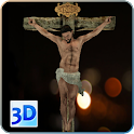 3D Jesus Christ Live Wallpaper icon